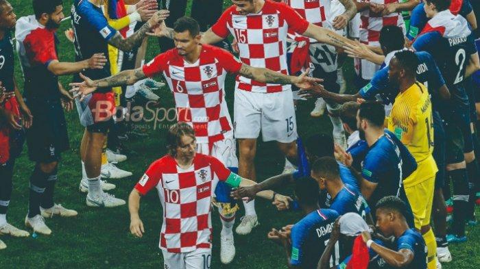 Meski Gagal Juara, Ada 3 Hal Positif Dibalik Pencapaian Luka Modric Cs Menurut Media Kroasia