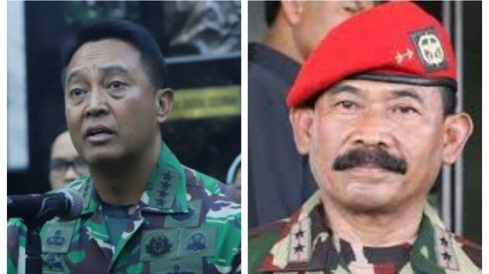 Pernah Diback Up Panglima TNI, Sikap KSAD Andika Perkasa Pada eks Danjen Kopassus, Tegas
