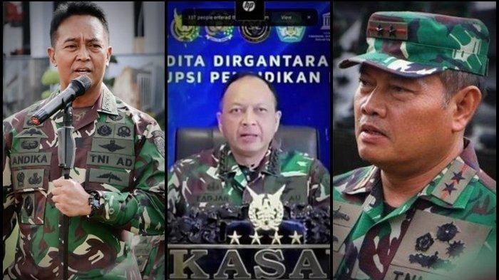Tengok Harta Kekayaan 3 Jenderal yang Berpeluang jadi Panglima TNI, Capai Belasan Miliar