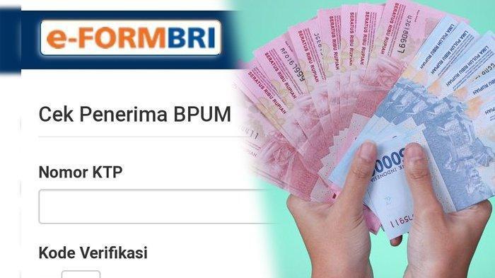 INILAH Link eform.bri.co.id/bpum, Cara Mendapatkan & Daftar Nama Penerima Bantuan UMKM 2021 Tahap 2