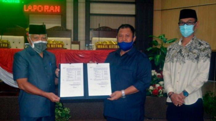 Wabup Chairil Anwar Beber APBD Kukar Sedikit Naik Akibat Pergeseran Anggaran Selama Covid-19
