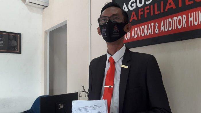 Tak Kantongi IMB, Pemkot Balikpapan Didesak Hentikan Pembangunan PT KRN di Teluk Waru