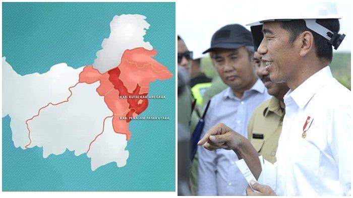 Hari Ini Presiden Jokowi Dijadwalkan Pantau Lokasi IKN Baru, ke Sepaku Lewat Jalur Darat