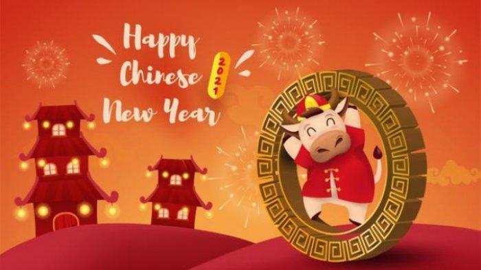 Lengkap 70 Ucapan Selamat Imlek 2021 atau Tahun Baru China Bahasa Mandarin, Indonesia dan Inggris