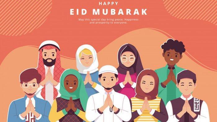 Sugeng Riyadi, Kumpulan Ucapan Selamat Hari Raya Idul ...