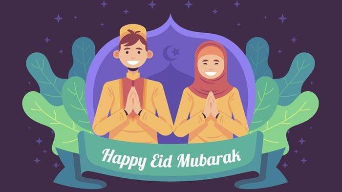 Kumpulan Ucapan Selamat Hari Raya Idul Fitri 1442 H, Bagikan Via WhatsApp, Update IG, FB, Twitter