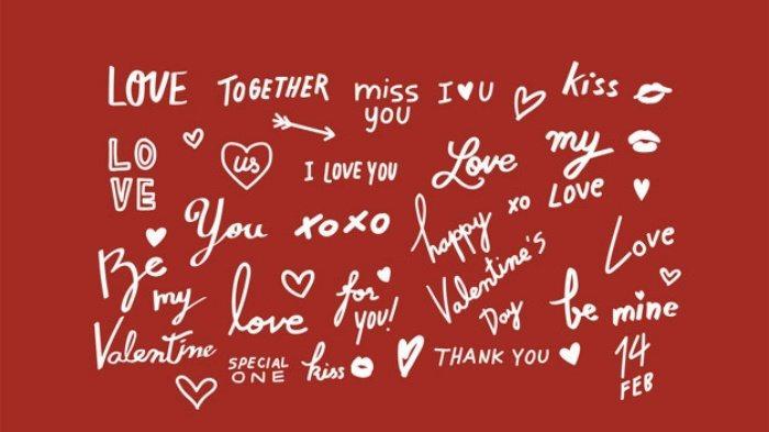 Kumpulan Ucapan Valentine Untuk Sahabat Pacar Suami Istri Bisa Dibagikan Via Wa Fb Ig Twitter Tribun Kaltim