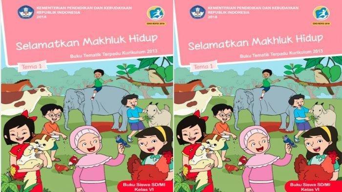 Soal Tema 1 Kelas 6 Dan Kunci Jawaban Selamatkan Makhluk Hidup Apa Yang Dimaksud Ovipar Dan Vivipar Halaman All Tribun Kaltim