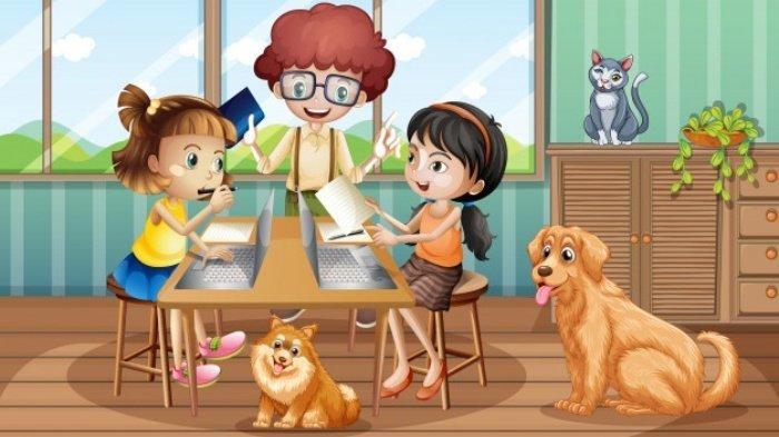 Apa Akibat dari Tidak Bangun Pagi? Lengkap, Kunci Jawaban Tema 7 Kelas 2 SD Kebersamaan di Sekolah