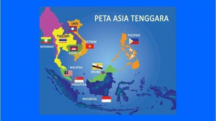 Kunci Jawaban Tema 7 Kelas 6 Halaman 24 25 26 27 28 29 30, Negara yang Masuk Sebagai Anggota ASEAN
