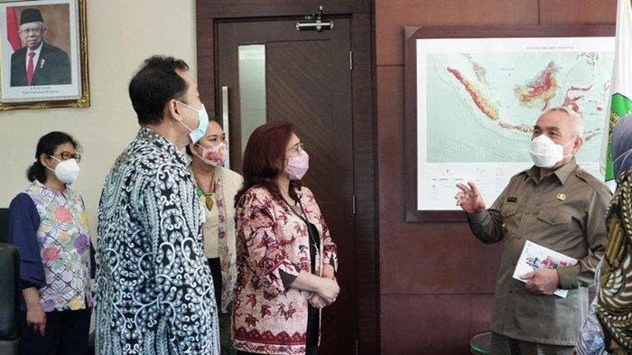 Berikan Pelayanan Kanker Komprehensif, RSUD AWS dan RS Dharmais Jakarta Siap Jalin Kerja Sama