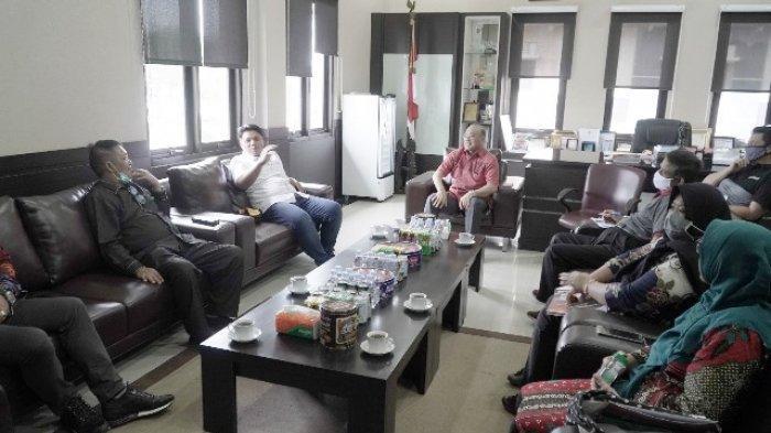 Dukung Konektivitas Akses Pariwisata, Bupati Berau Terima Kunker Anggota DPRD Kaltara