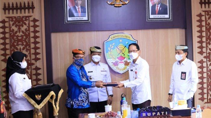Kepala KPP Pratama Tanjung Redeb Keluhkan Jaringan Internet di Tana Tidung