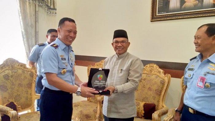 TNI AU Bakal Bakal Siapkan Pesawat Tempur di Kabupaten Berau