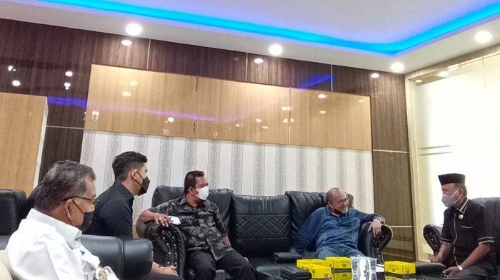Bapemperda Kunker ke DPRD Sulawesi Selatan, Sharing Mekanisme Percepatan Pembahasan Raperda