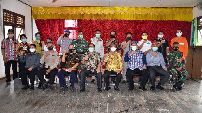Pjs Bupati Ingatkan Waspadai Cuaca Ekstrem Terkait Pendistribusian Logistik Pilkada Kubar 2020