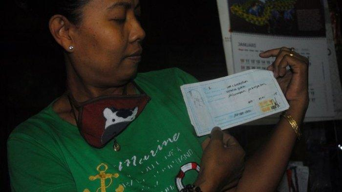 Kusmiyati Punya Tanggungan Utang Bank Rp 200 Juta, Gara-gara Tergiur Iming-iming Anaknya Jadi PNS