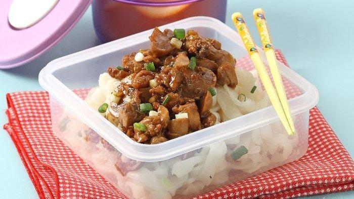 Resep Kwetiau Siram Jamur, Hidangan Nikmat yang Bikin si Kecil Tidak Lagi Sulit untuk Sarapan