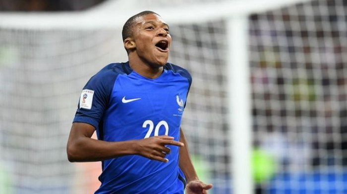Perancis Berlaga di Final Piala Dunia 2018, Ini Pujian Paul Pogba untuk Mbappe