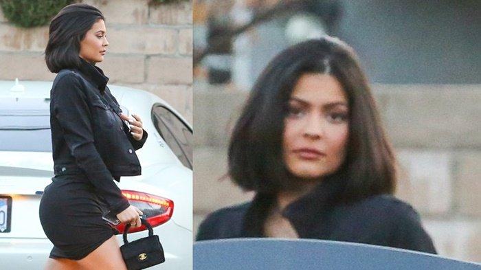 Penampilan Pertama Kylie Jenner di Publik Usai Berhenti Pakai Filler Bibir, Lebih Cantik dan Natural