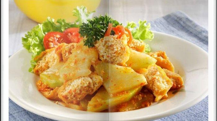 Cara Bikin Labu Siam Tahu Masak Pedas Super Enak, Menu Makan Siang yang Bikin Nambah Nasi Terus