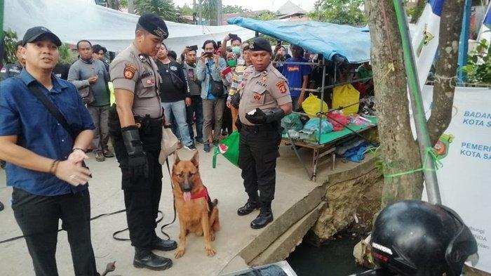 Usai Autopsi Jasad Balita Yusuf, Polda Kaltim Susuri Jejak Terakhir Yusuf Pakai Anjing Pelacak