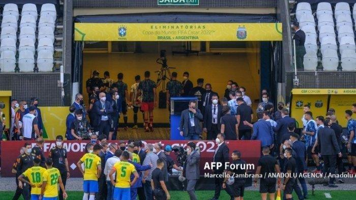 4 Pemain Liga Inggris Ini Buat Kualifikasi Piala Dunia 2022 Brasil vs Argentina Dihentikan Tiba-Tiba