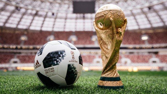 Final Piala Dunia 2018: Kroasia Bertekad Cetak Sejarah, Perancis Berjuang Sembuhkan Luka 2016