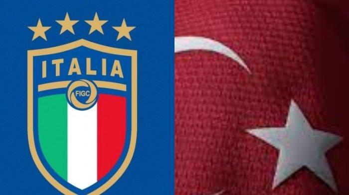 Gratis, Live Streaming Euro 2020 Italia vs Turki, Panggung Pemain Serie A di Kandang AS Roma & Lazio