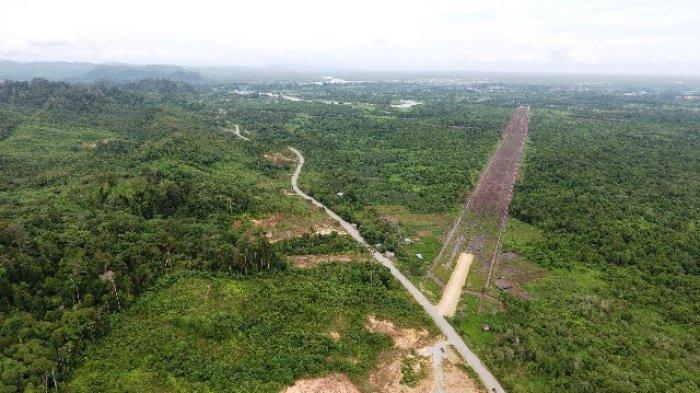 Pemprov Sudah Bebaskan 570 Hektare Lahan Kota Baru Mandiri Tanjung Selor, Pusat Pemerintahan Kaltara