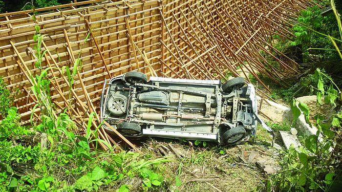 Waduh, Kondisi Jalan Provinsi jadi Penyumbang Angka Kecelakaan Tertinggi