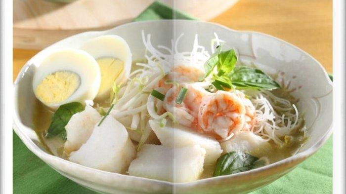 Cara Bikin Laksa Cibinong Super Enak, Menu Berkuah untuk Sajian Makan Bersama Keluarga