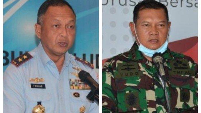 PR KSAL - KSAU TNI Baru, Masalah dengan China, Vietnam dan Pesawat Tempur, Dilantik Jokowi Hari Ini