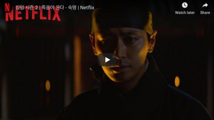 Drama Korea Kingdom Season 2 Segera Tayang, Netflix Rilis Preview Video Trailer Aksi Joo Ji Hoon