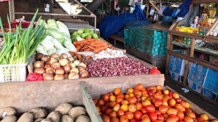 Pantau Kebutuhan Pokok di Pasar, Disperindag Kutim Ingatkan Jangan Sembarang Naikkan Harga