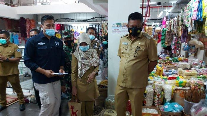 Pemkot Bontang Akhirnya Penuhi Tuntutan Pedagang, Skema Lapak Pasar Tamrin Bakal Ditata Ulang