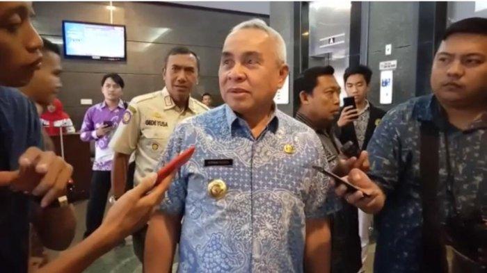 Ada Corona, Jemaah Dilarang ke Arab Saudi, Gubernur Kaltim Isran Noor: Indonesia Tidak Dibatasi