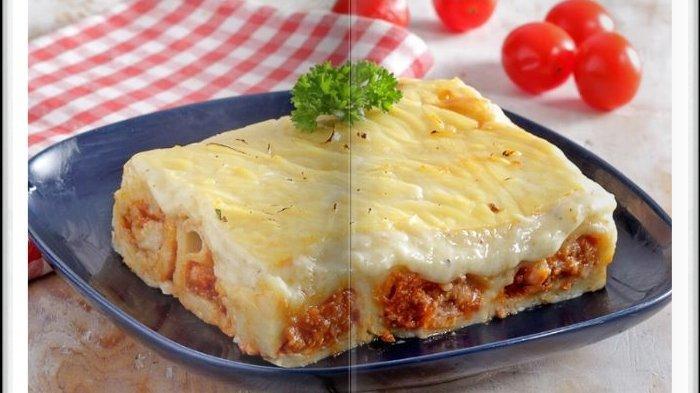 Cara Bikin Lasagna Kentang Gulung Super Enak, Kreasi Menu Sarapan yang Pasti Disukai Keluarga