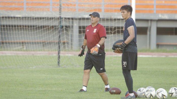 Ditarget Jaga Tradisi Kiper Berkualitas di Borneo FC Samarinda, Begini Tanggapan Carlos Salomao