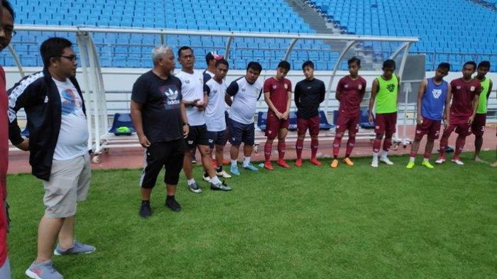 Jelang Pertandingan Lawan Mitra Kukar, Pelatih Persiba Satia Bagdja Tak Pikirkan Pertandingan Lain