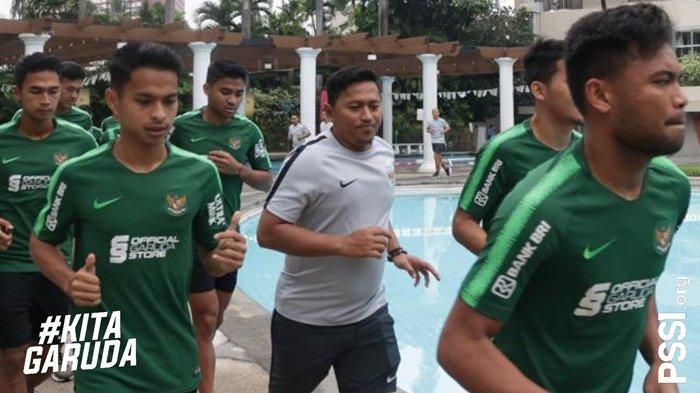 Jadwal Laga Timnas U-22 Indonesia SEA Games 2019 Laga Pertama Kontra Thailand, Ada Mimpi Buruk Ini