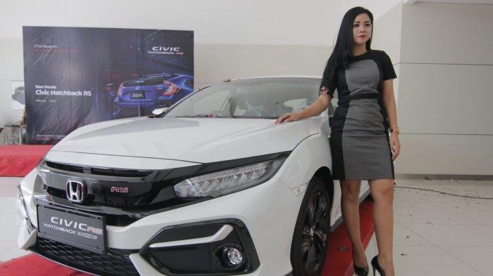 Honda Nusantara Balikpapan Launching Honda Civic Hatchback RS 2020, Harga Rp 515 Juta