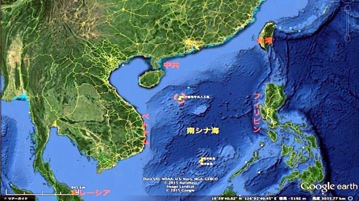 Vietnam Terus Melakukan Reklamasi Tanah di Laut China Selatan, Bangun Instalasi Militer Baru