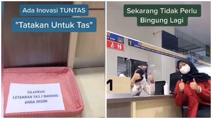 Bingung Taruh Tas saat urus Paspor, Kantor Imigrasi Balikpapan Punya TUNTAS