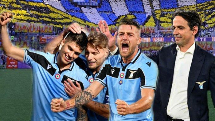 Bersaing Rebut Scudetto, Lazio Digoyang Isu Calciopoli, Dapat Hadiah Penalti Terbanyak di Italia