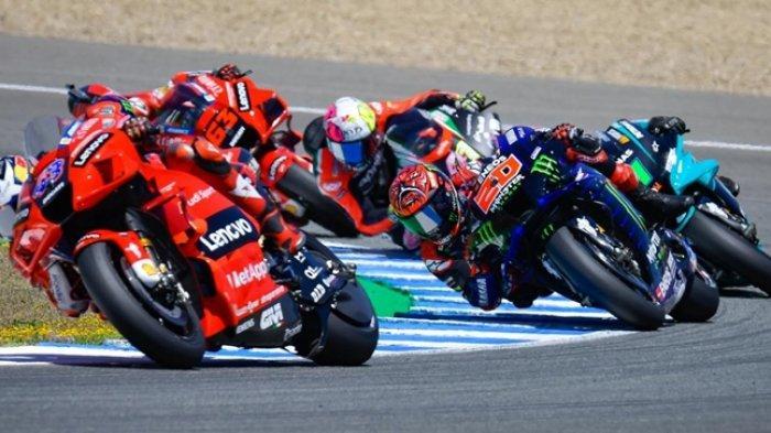 LENGKAP Jam Tayang & Jadwal MotoGP 2021 Live Trans7, Seri Kelima MotoGP Prancis, Streaming UseeTV