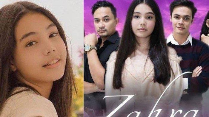 INILAH Biodata Lea Ciarachel Fourneaux & Sosok Pengganti Pemeran Zahra di Sinetron Suara Hati Istri