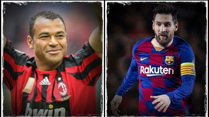 Megabintang Barcelona ke PSG, Legenda AC Milan Siap Turun Gunung Temani Leo Messi, Sebut Nama Neymar