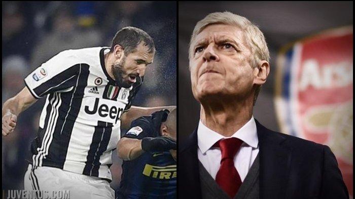 Resmi Jadi Legenda Juventus, Bek Korban Gigit Suarez Nyesal Tolak Klub Liga Inggris, Lain Man United