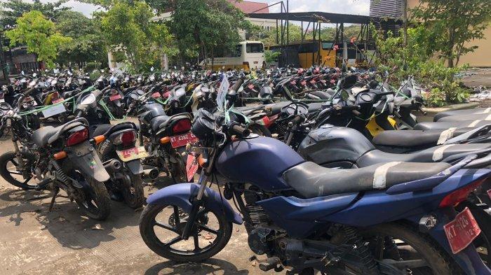 Pemkab Kukar Lelang Motor Dinas, Rp 200 Jutaan Dapat 139 Motor, Minat?